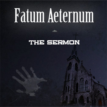 The Sermon EP cover art