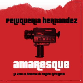 Amaresque cover art