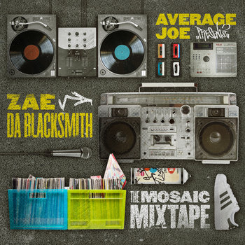 The Mosaic Mixtape cover art