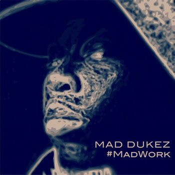 #MadWork cover art
