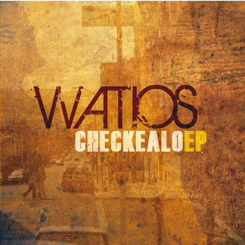 Checkealo EP cover art