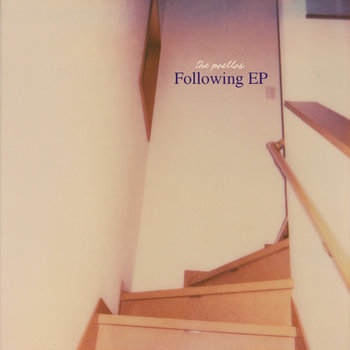 【Sold Out】Following EP cover art