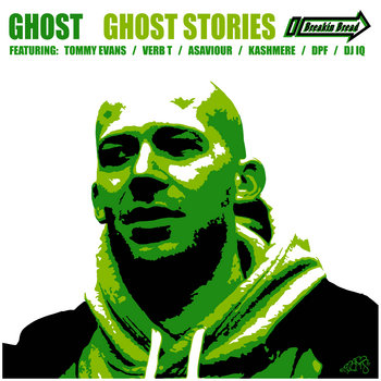 Ghost Stories EP cover art