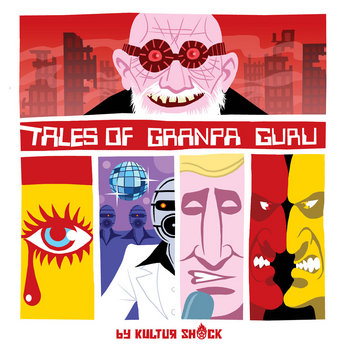 Tales of Grandpa Guru, Vol.1 cover art