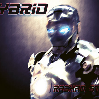 HYBRID cover art