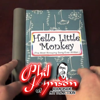 Hello Little Monkey cover art