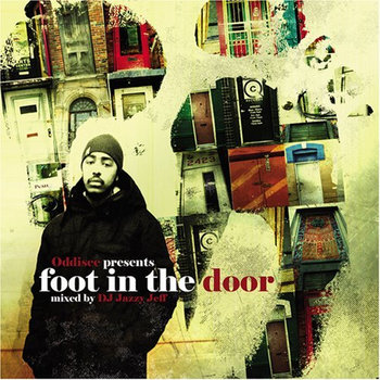 Foot In The Door cover art