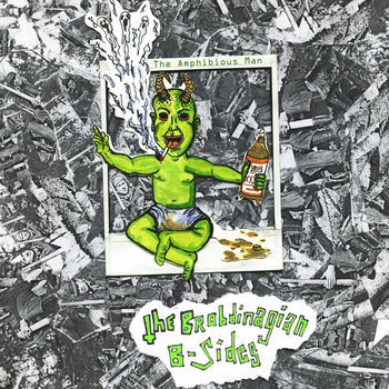 The Brobdingnagian B-Sides cover art