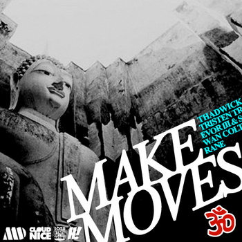 Make Moves (Single) cover art