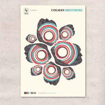 Colman Brothers Pattern Poster cover art