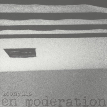 en moderation cover art