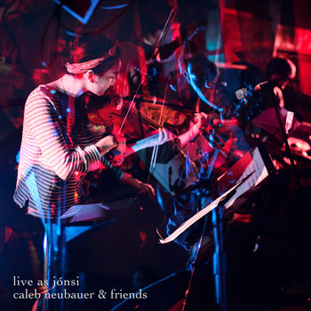 Live as Jónsi cover art