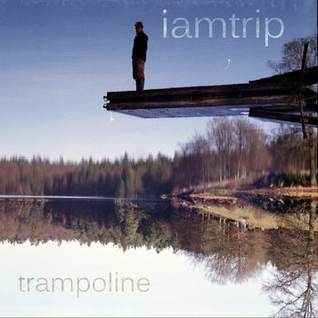 Trampoline cover art