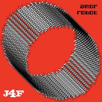 AMOR ROBOT cover art