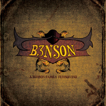 A B3nson Family Funsgiving cover art