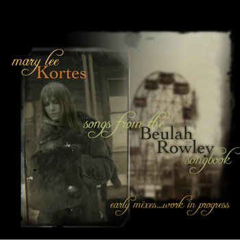 Songs From the Beulah Rowley Songbook EP cover art