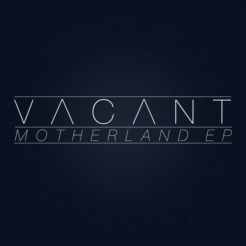 Vacant EP artwork
