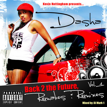 Back 2 The Future: Remakes & Remixes Vol 1 cover art