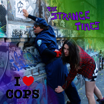 I Love Cops cover art
