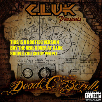 The Dead C Scrolls: Manuscript One cover art