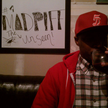 MADPIFF #4 cover art