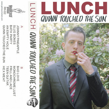 Quinn Touched The Sun cover art