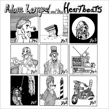 Adam Lempel and the Heartbeats cover art