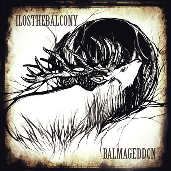 Balmageddon EP cover art
