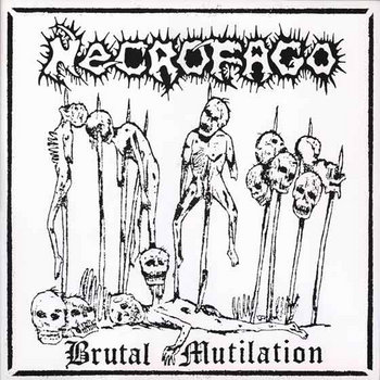 Brutal Mutilation cover art