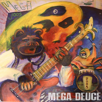 Mega Deuce cover art