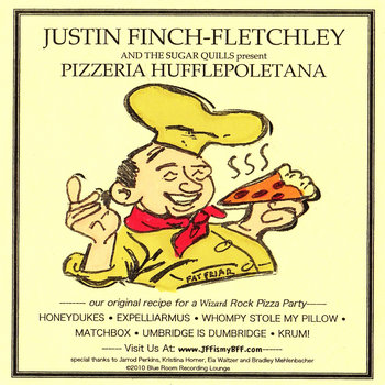 Pizzeria Hufflepoletana cover art