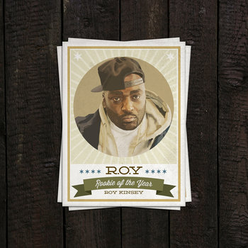 R.O.Y cover art