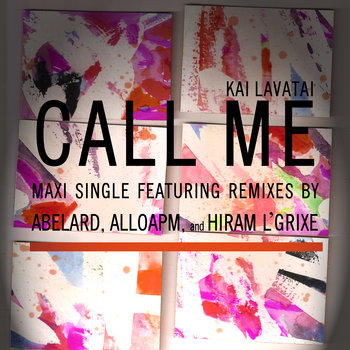 Call Me Remix EP cover art