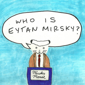 Who Is Eytan Mirsky? cover art