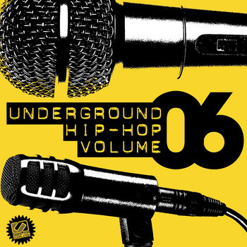 URBNET - Underground Hip-Hop, Vol. 6 cover art