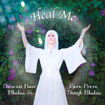 Heal Me cover art