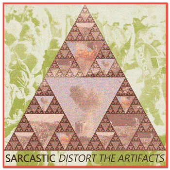 Distort the Artifacts cover art