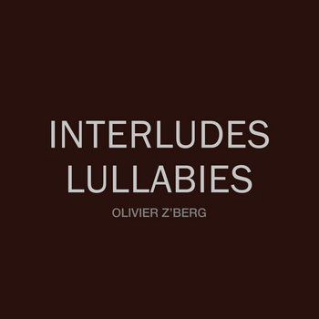 Interludes & Lullabies cover art