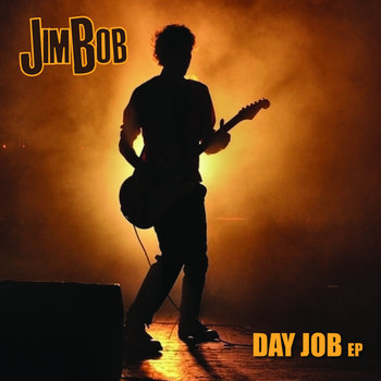 Day Job EP cover art
