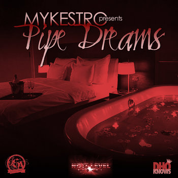 "The ""Pipe Dreams"" Ep cover art"