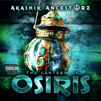 The Lantern Of Osiris cover art