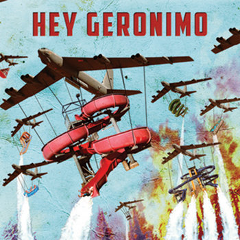 Hey Geronimo cover art