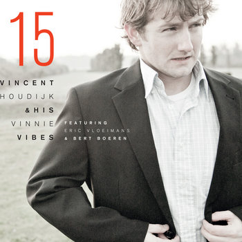 '15' by Vincent Houdijk & his VinnieVibes cover art
