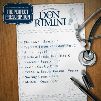 Don Rimini presents The Perfect Prescription cover art