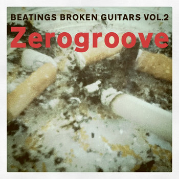 BEATINGS BROKEN GUITARS VOL.2 cover art