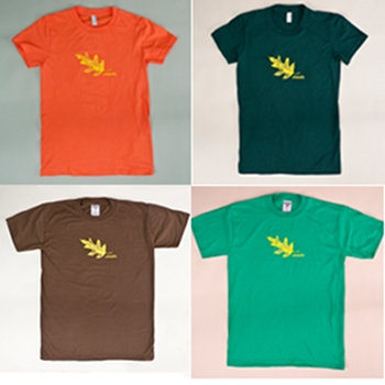 Leaf T-Shirt cover art