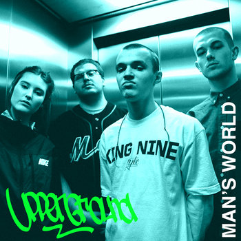 Man's World cover art