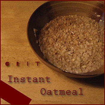 Instant Oatmeal cover art