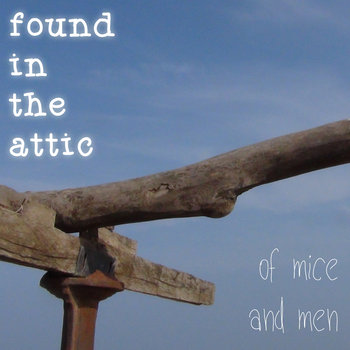"""Of mice and men"" - a play in two acts cover art"