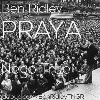 PRAYA ft Nego True cover art